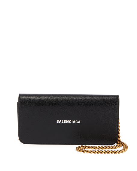 Balenciaga Everyday Continental Wallet-On-Chain