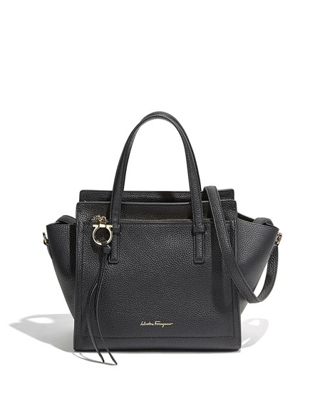 Salvatore Ferragamo Amy Top Handle Tote Bag