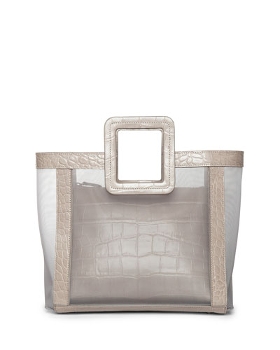 Shirley Bicolor Large Tote Bag