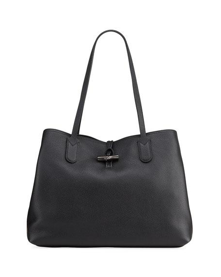 Longchamp Roseau Essential Large Shopper Tote Bag