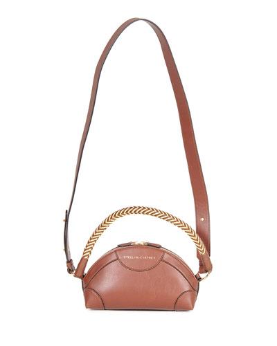 Mini Textured Eco Alter Crossbody Bag