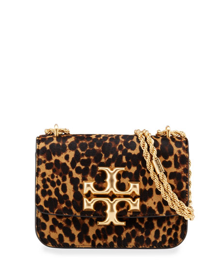 Tory Burch Eleanor Small Shearling Convertible Shoulder Bag