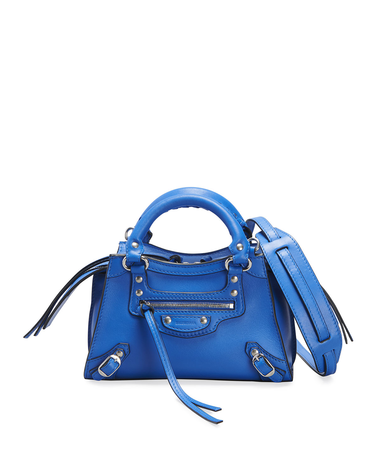 Balenciaga NEO CLASSIC CITY MINI SMOOTH CALFSKIN SATCHEL BAG