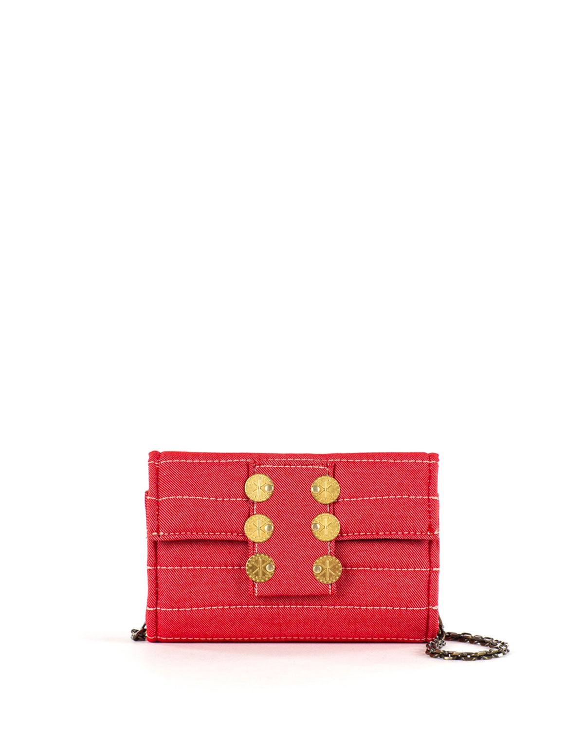 Amalfi Quilted Coin Crossbody Bag
