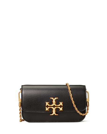 Tory Burch Eleanor Leather Phone Crossbody Bag