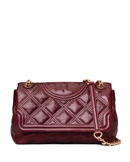 Tory Burch Fleming Soft Glaze Convertible Shoulder Bag