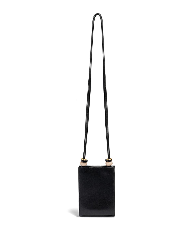 Ruby Small Leather Crossbody Bag