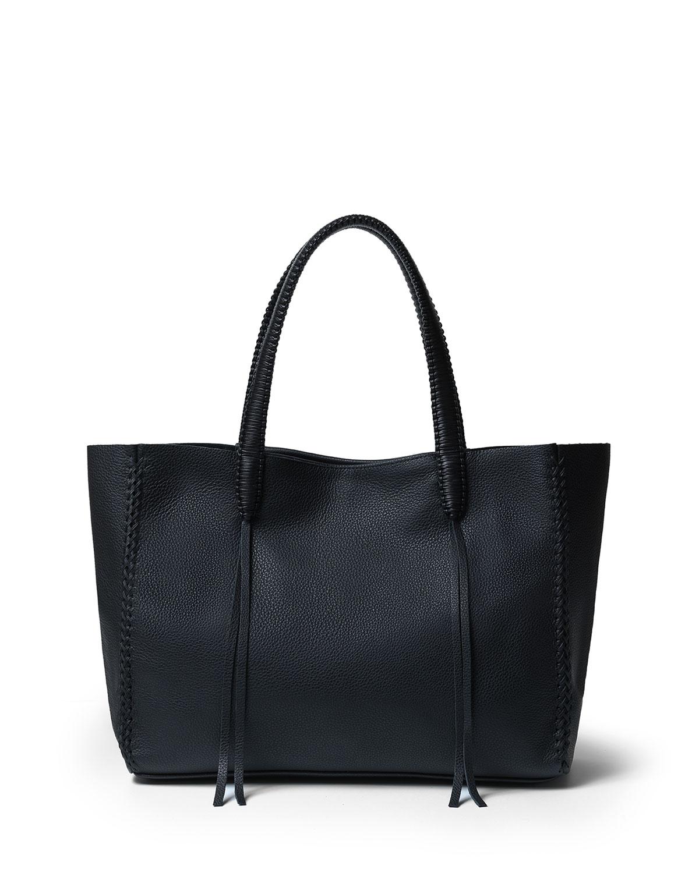 Iconic Medium Stitched Tote Bag