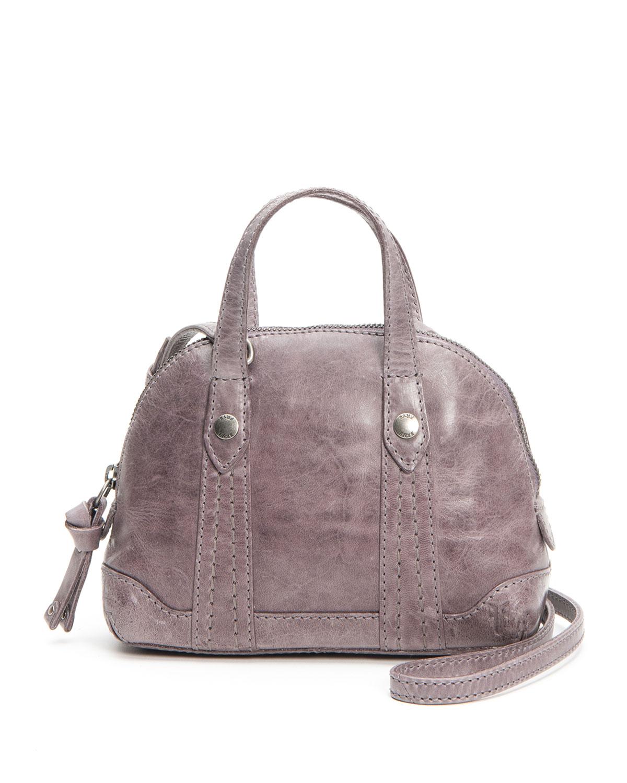 Melissa Mini Domed Crossbody Bag