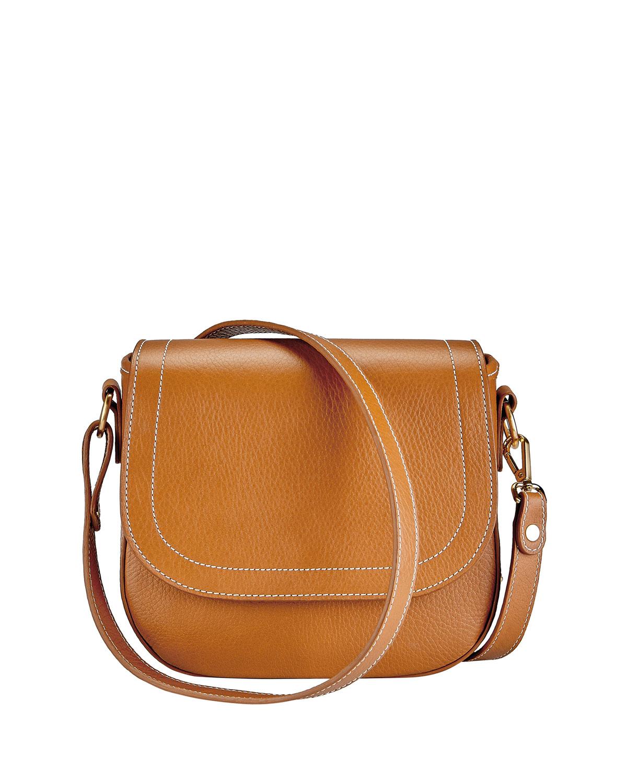 Jackson Saddle Crossbody Bag
