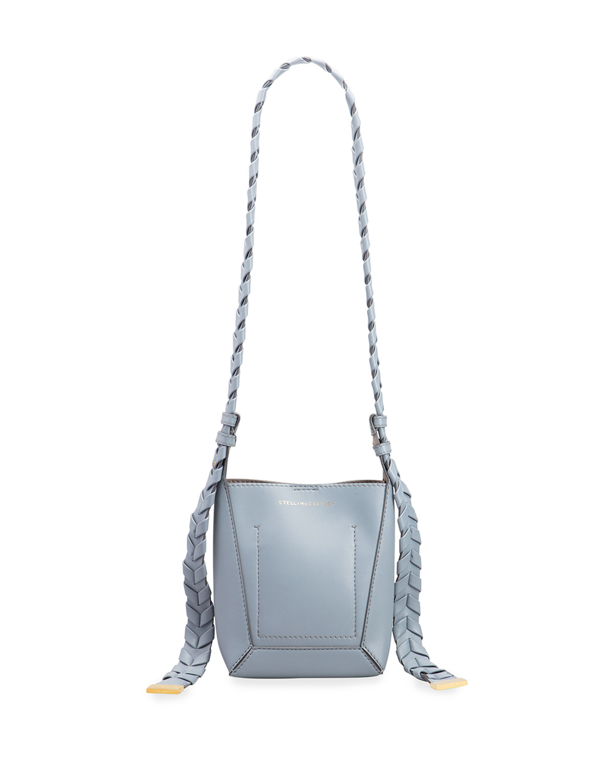 Stella Mccartney SMALL ECO SOFT ALTER NAPA HOBO BAG
