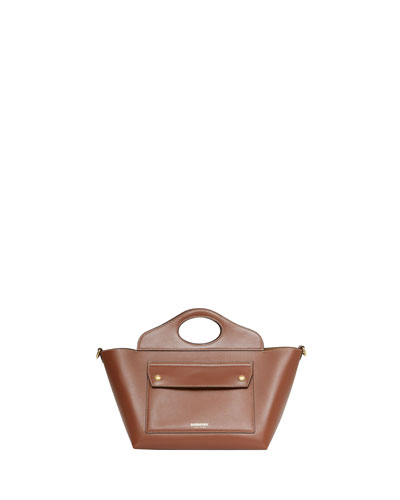 New Zipped 2 Short Handles Handbag Large Button Black Tan Red Blue Blue Green