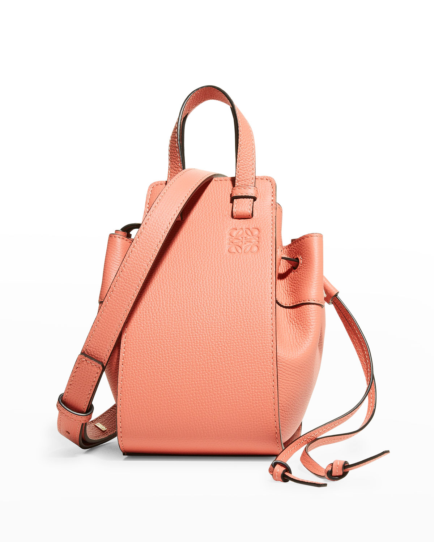 Hammock Mini Calf Shoulder Bag