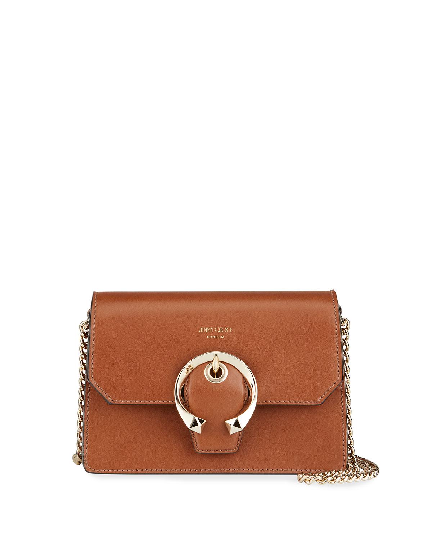 Madeline Leather Crossbody Bag