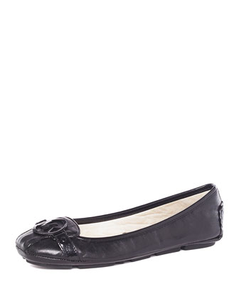 Fulton Moccasin, Black
