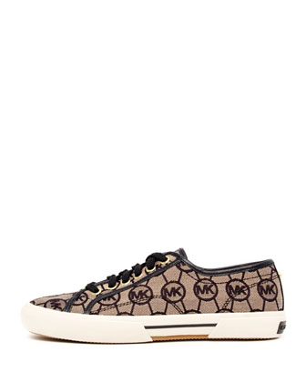 Monogram Canvas Sneaker