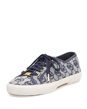 Boerum Monogram Canvas Sneaker