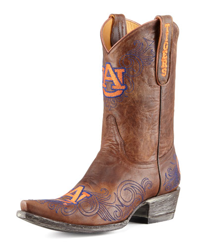 Auburn Short Gameday Boots