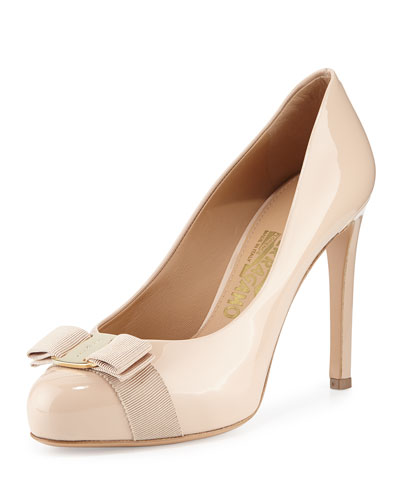 Pimpa Patent Bow Pump, New Bisque