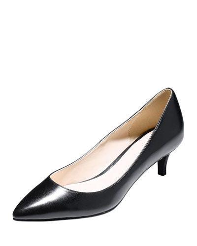 Low Heel Pump | Neiman Marcus