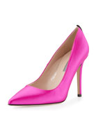Fawn Pointed-Toe Pump