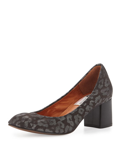 Metallic Spotted Leopard Pump