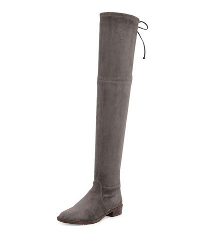 Lowland Suede Over-The-Knee Boot, Londra