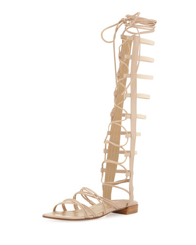 Sparta Lace-Up Gladiator Sandal