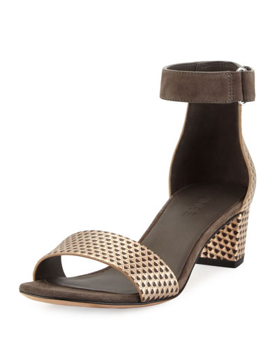 Leather Open Toe Shoes Neiman Marcus Leather Open Toe