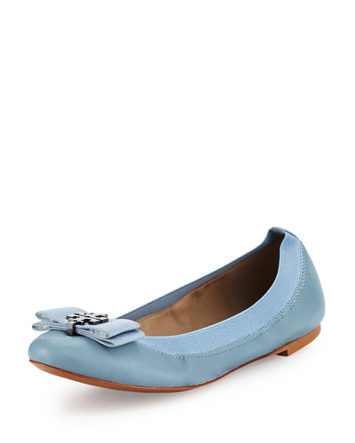 Sedgewick Leather Bow Flat, Brook