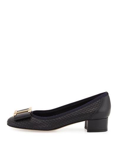 louis vuitton knock off shoes - Leather Sole Pump Shoes | Neiman Marcus