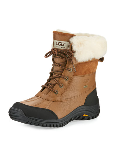 Adirondack II Leather Hiker Boot, Otter Brown