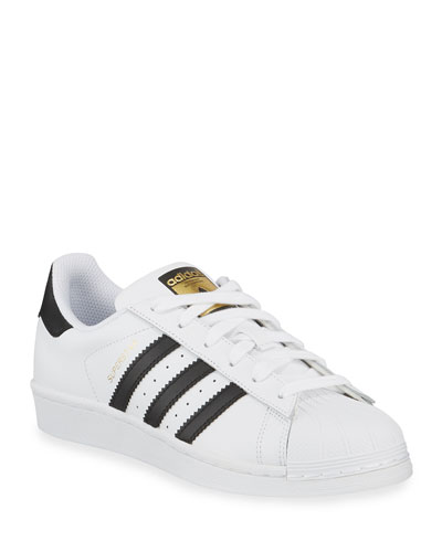 Superstar Classic Sneaker, Black/White