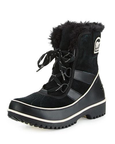 Tivoli™ II Suede Boot, Black