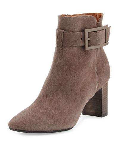 Vanie Weatherproof Ankle Boot, Taupe