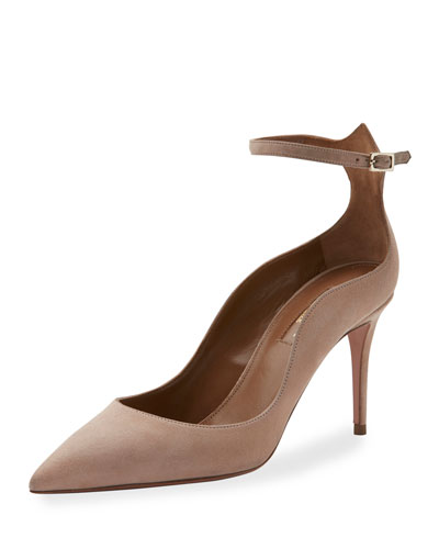 Dolce Vita Suede 85mm Pump