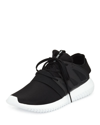 Tubular Viral Neoprene Sneaker, Core Black/Running White