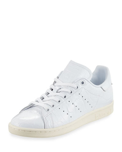 Stan Smith Fashion Sneaker, Core Running White/Off White