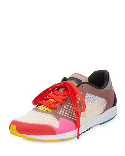 Adizero Takumi Colorblock Sneaker, Pink