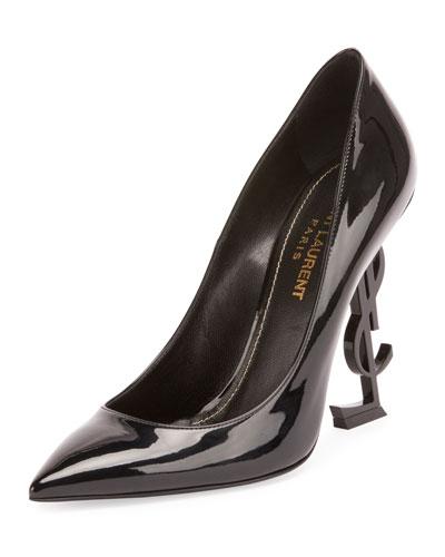 Black High Heel Pump | Neiman Marcus