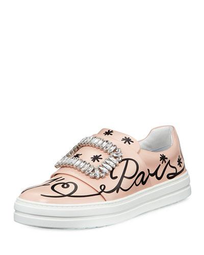 Sneaky Viv Love Paris Sneaker, Pink