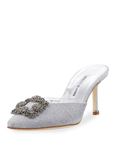 Hangisi Metallic Mule Pump