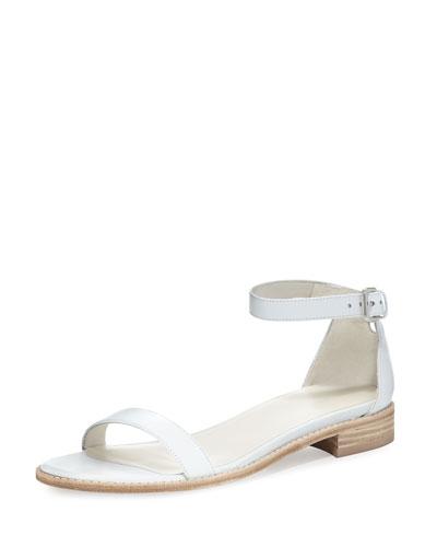 Nudistflat Napa Ankle-Wrap Sandal