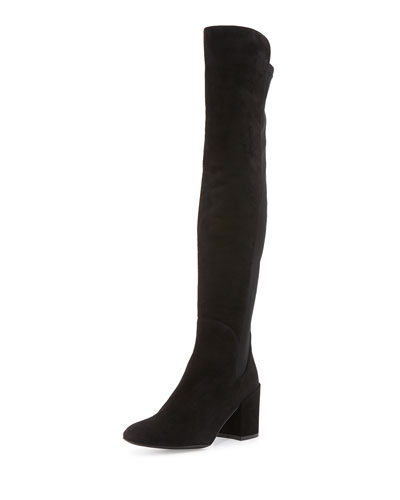 Halftime Suede Over-the-Knee Boot