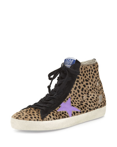Francy High-Top Sneaker