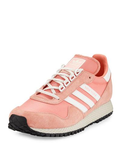 New York Trainer Sneaker, Pink