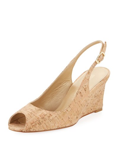 Decoslinky Slingback Wedge
