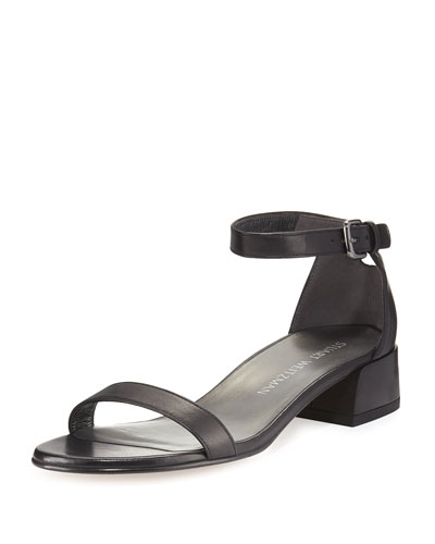 Nudistjune Napa 40mm City Sandal