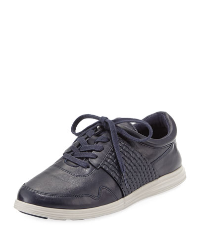Misha Grand Sport Oxford Sneaker, Blue