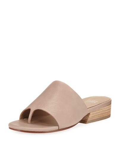 Beal Wide-Band Slide Sandal, Sand